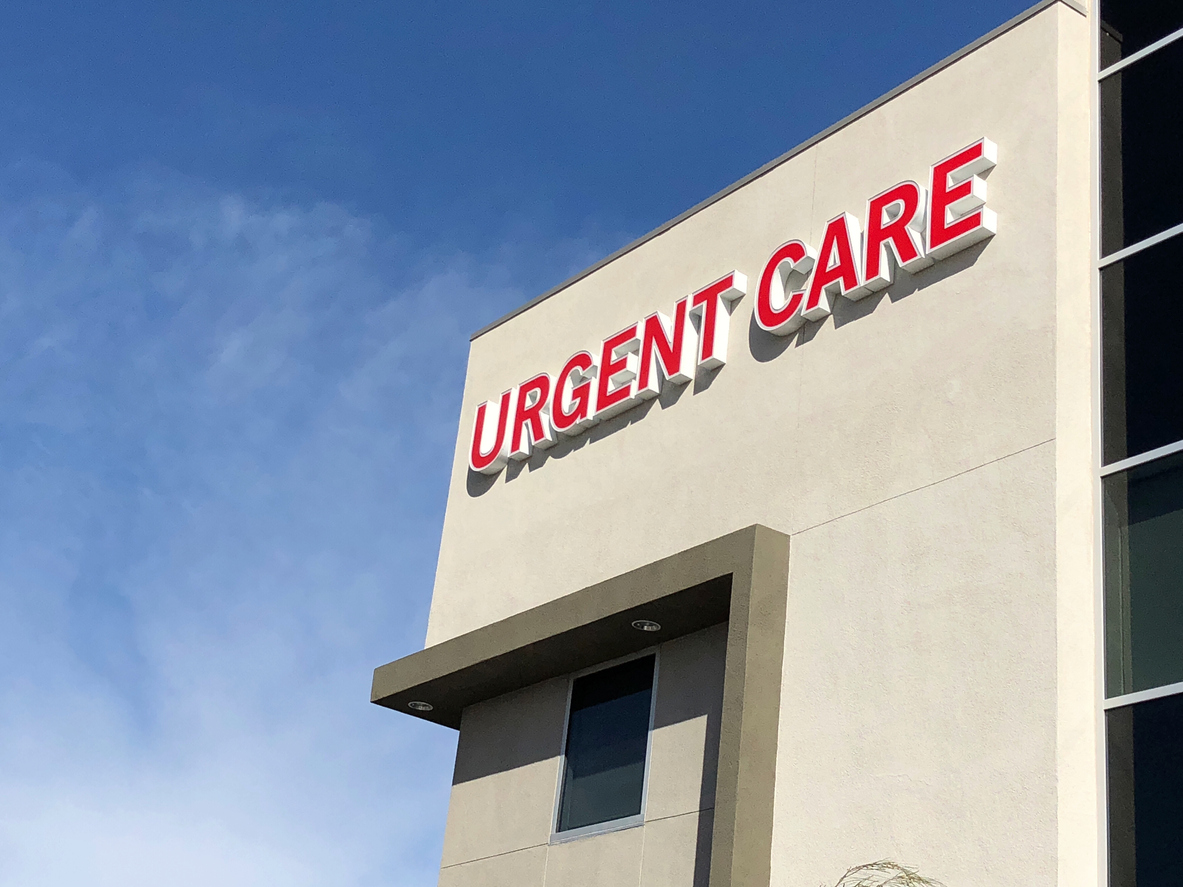 urgent care find the right care