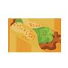 210 Chipotle Burritos